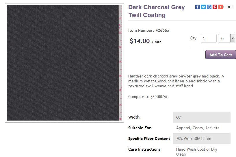 Wool_Linen Fabric 01