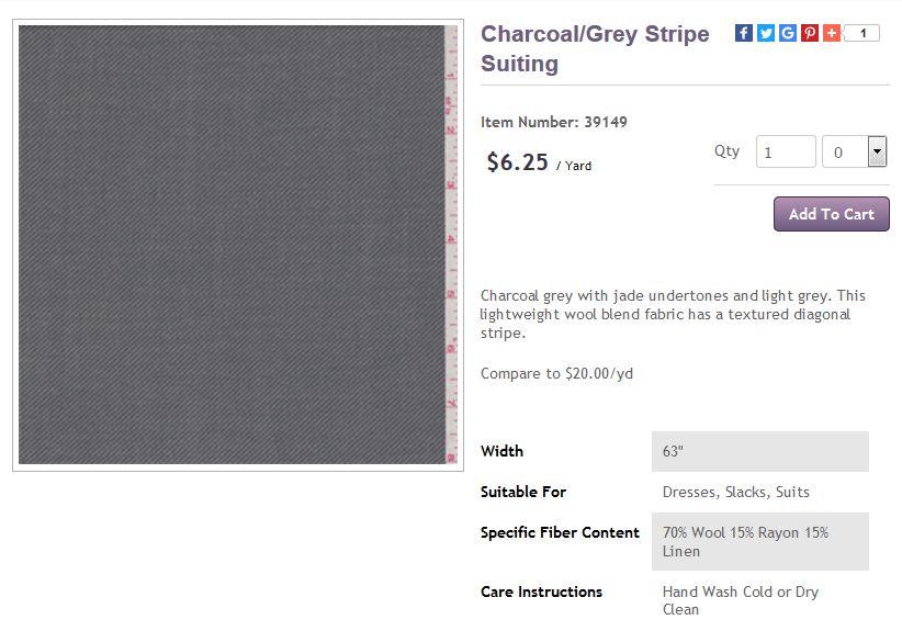 Wool_Linen Fabric 02